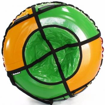 Тюбинг Hubster Sport Pro зеленый-оранжевый