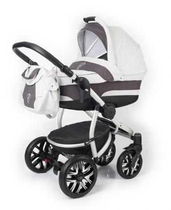 Коляска для новорожденных Esspero Discovery (шасси Grey)