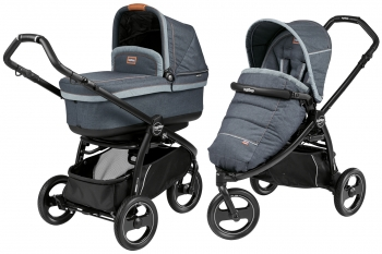 Коляска 2 в 1 Peg Perego Book Scout Pop Up Modular