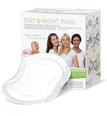 Одноразовые прокладки для бюстгальтера Ardo Day   Night Pads