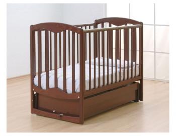 Детская кроватка Gandilyan (Гандылян) Диана (маятник)