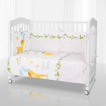 Комплект постельного белья Eco Line Bambi