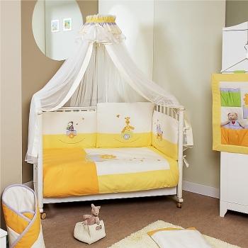 Комплект постельного белья Feretti Sestetto High Long Safari (6 предметов высокий борт)