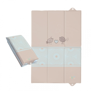 Пеленальный матрац Ceba Baby для путешествий 40х60