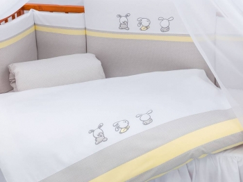 Комплект постельного белья Lepre Bunny 6 предметов (125*65)