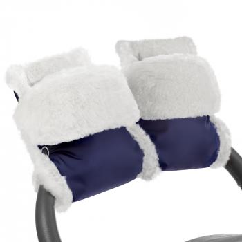 Муфта-рукавички для коляски Esspero Christer (Натуральная шерсть)