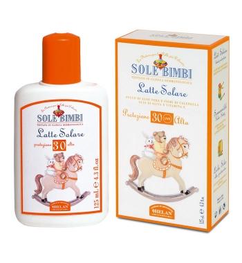 Солнцезащитное молочко Helan (с высоким фактором защиты SPF30 UVA)