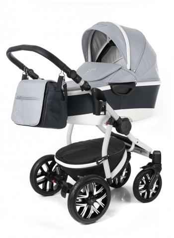 Коляска для новорожденных Esspero Discovery Alu (шасси Grey)