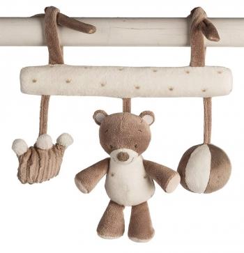 Мягкая игрушка на завязках Nattou Soft Toy