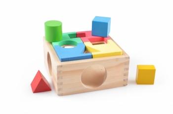 Занимательная коробка МДИ