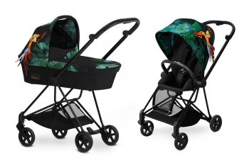 Коляска 2 в 1 Cybex Mios Birds of Paradise