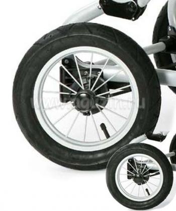 Набор колес Stylo ATS для колясок Bebecar