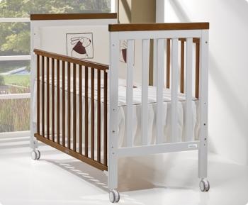 Детская кроватка Trama Minimal серия Basic