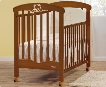 Детская кроватка Trama Teddy серия Basic