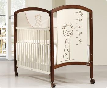 Детская кроватка Trama Savanna серия Basic