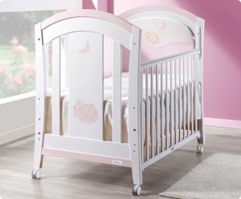 Детская кроватка Trama Luna серия Look