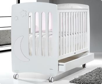 Детская кроватка Trama Harmony серия Look