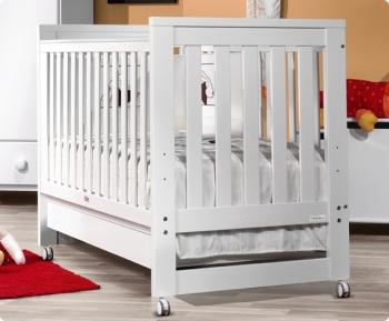 Детская кроватка Trama Carre серия Look