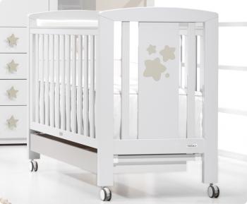 Детская кроватка Trama Star серия Look