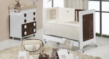 Комплект постельного белья Trama Momo Terra серия Trendy