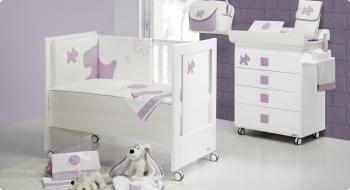 Комплект постельного белья Trama Bobby Malva серия Trendy
