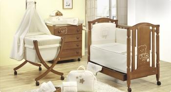 Комплект постельного белья Trama Classic Bear Bege серия Classic