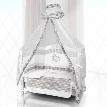 Комплект постельного белья Beatrice Bambini Unico IL Cavallo Nuvole (120х60)