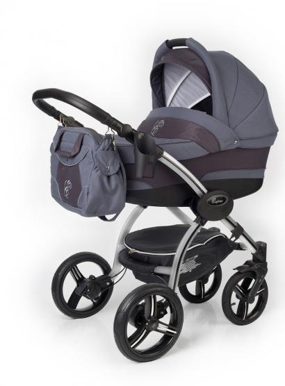 Коляска для новорожденных Esspero I-Nova (шасси Grey)