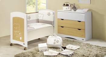 Комплект постельного белья Trama Kiaro Chocolate серия Look