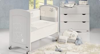 Комплект постельного белья Trama Kiaro Cinza серия Look