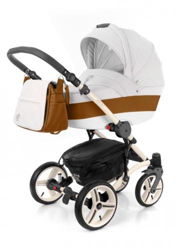 Коляска для новорожденных Esspero Grand Tour (шасси Beige GT)