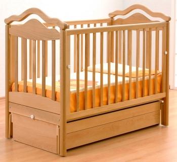 Детская кроватка Gandilyan (Гандылян) Анжелика Маятник