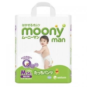 Трусики Moony 7-12 кг. 54 шт. (M)