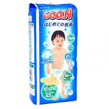 Подгузники Goon Гун 12-20 кг. 42 шт. (BIG)