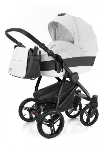 Коляска для новорожденных Esspero Grand Newborn Lux (шасси Black)