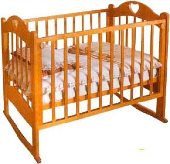 Детская кроватка Можга Любаша С 635