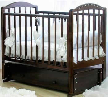 Детская кроватка Можга Регина С 602