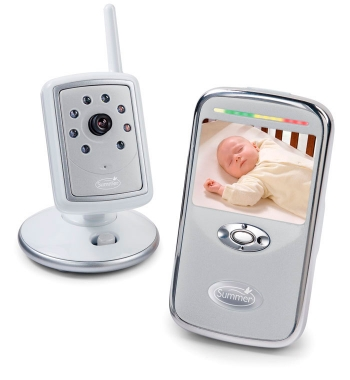 Видеоняня Slim Secure 2,5 Summer Infant 02801U