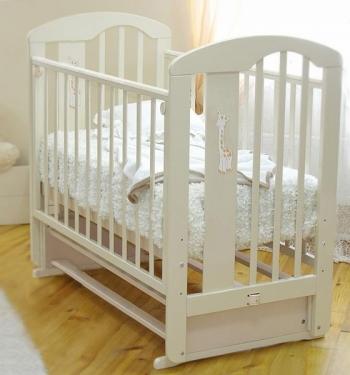 Детская кровать-качалка Можга Агата С 718