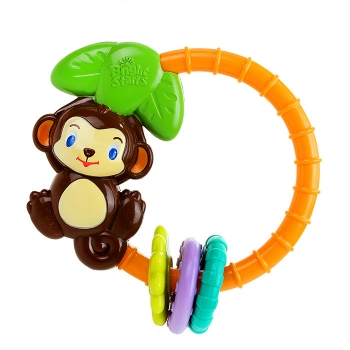 Развивающая игрушка-погремушка Bright Starts