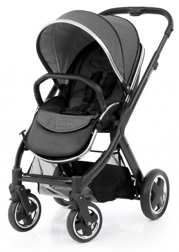 Прогулочная коляска Oyster 2 + Colour Pack (шасси Black)