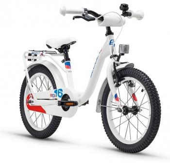 Велосипед SCOOL niXe 16 steel