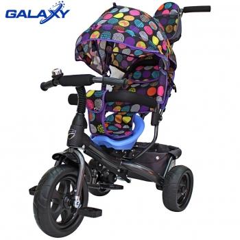 Велосипед трехколесный Galaxy Лучик VIVAT