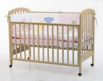 Кровать Fiorellino Dalmatina 120x60