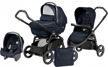 Коляска 3 в 1 Peg Perego Book Scout XL Set Modular
