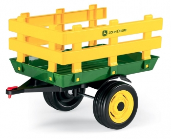 Прицеп Peg Perego Jd Stake-side Trailer new