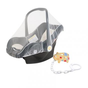 Сетка для автомобильного кресла BabyOno + держатель