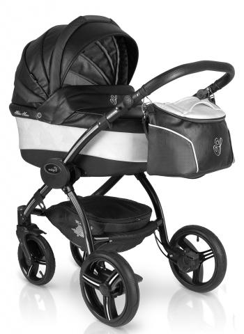 Коляска для новорожденных Esspero LE Silver Series (шасси I-Nova)