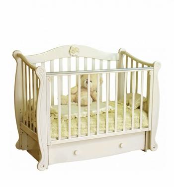 Детская кроватка-качалка Можга Валерия С 707