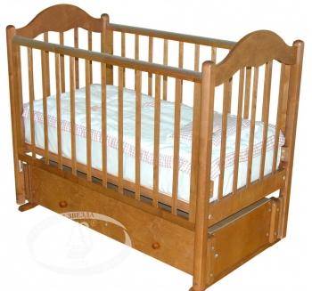 Детская кроватка Можга Кармелина С 656